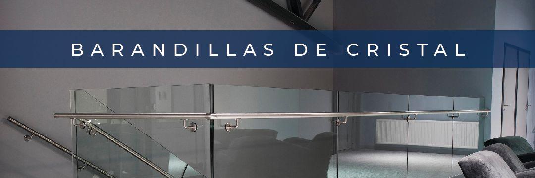 barandillas de cristal hechas en Madrid por nuestros expertos cristaleros