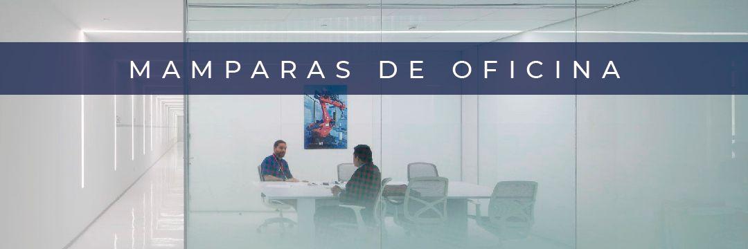 Fabricamos e instalamos mamparas de oficinas en Madrid