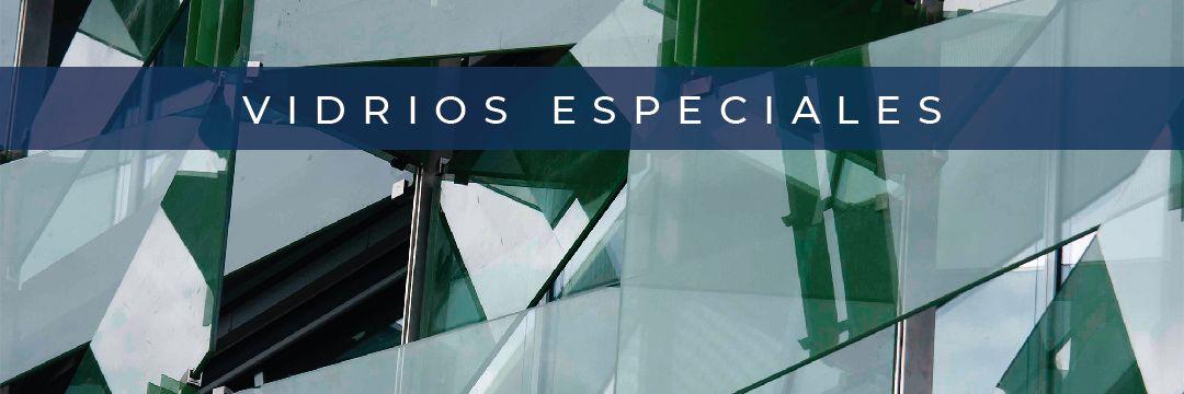 trabajamos todas las variedades de vidrios especiales del mercado